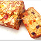 Eggless Fruits & Nuts Cake