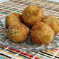 Creamy Crab Poppers