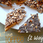 Saltine Toffee aka Christmas Crack.... 2 Ways {Week 11 of The 12 Weeks of Christmas Cookies and Sweets!}