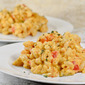 Butternut Squash Macaroni with Tomatoes, Blue Cheese and Sage