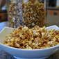 White Chocolate Cinnamon Crunch Popcorn