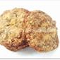 Eggless Orange,White Chocolate & Oats Cookies