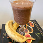 Indulgent Chocolate-Banana Milkshake - Great for Post-Exercise Recovery!!