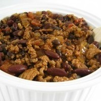 Skinny Turkey Chili
