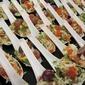 Two Way Salmon Rice Salad
