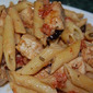 Chicken Tomato Pesto Pasta