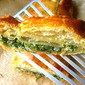 Ina's Spinach in Puff Pastry