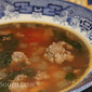 Southernized Italian Wedding Soup