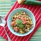 Spicy Black Eye Pea Salad