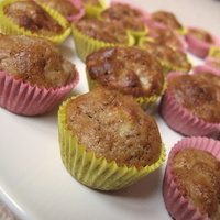 Mini Apple and Cinnamon Muffins