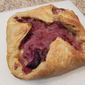 Rustic Wine-Soaked Red Onion Tart