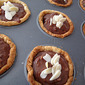 Friday Pie Day: Cheeky Tarts for Leftover Christmas Chocolate