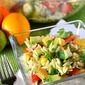 Citruslove Bloghop: Light Fruity Orzo Salad with Citrus Vinaigrette