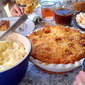 Macaroni Cheese (& Christmas lunch) !