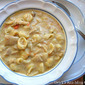 Creamy Chicken Noodle Vegetable Soup