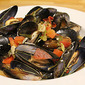 Mussels with Tomatoes and Chilli