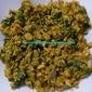 Spinach Egg Bhurji