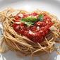 Fresh Plum Marinara Sauce Recipe Simplified