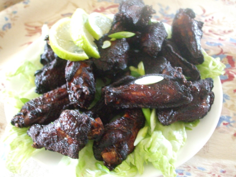 Asian-style Deep Fried Chicken Wings Recipe by A.L. - CookEatShare