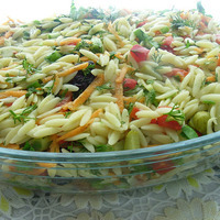 Image of Arpa Sehriye Salatasi Recipe, Cook Eat Share