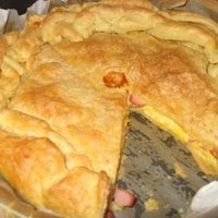 Image of A 'ngornata (torta Ripiena Salata). Recipe, Cook Eat Share