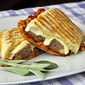 Marinara Meatloaf with Provolone