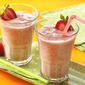 Strawberry Smoothies with Fibre 1 | Life Made Delicious