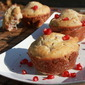 Pomegranate & Coconut Golden Raisin Muffins – Guest Post from Free Spirit Eater!
