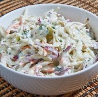 Blue Cheese Buttermilk Cole Slaw