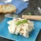 Basil and Cream Cheese Spread