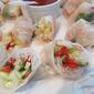 #180 Goi Cuon or Vietnamese Shrimp Spring Rolls
