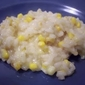 Corn and Parmesan Risotto