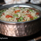 Gajar Matar Pulao (Peas and Carrot Pilaf)