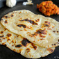 Homemade Naan Recipe Without Yeast | Stove top Method | Step by Step Recipe