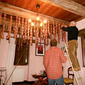 Home Cured Meat: 100+lbs of Sausages Hanging from the Rafters