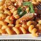 Corkscrew Tomato Creamy Pasta