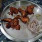 TANDOORI CHICKEN HOME MADE