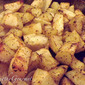 Easy!! Oven Fried Potatoes!!!