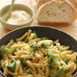 pasta with broccoli & pinenuts