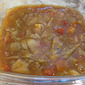 Weight Watcher Style Vegetable Soup