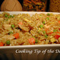 Recipe: Chicken Fried Rice