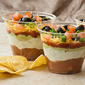 Laura's Seven Layer Dip