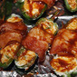 Stuffed Barbequed Jalapeños - Show-Stopper' Appetizer