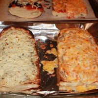 Are you ready for some French Bread Pizza for Superbowl?