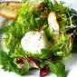 Bistro Salad: Frisee w/ Lardons & Poached Egg