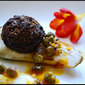 "What's on the side? Vegetarian ""Meatballs"" with 5 Star Flair"