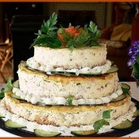 Smoked Salmon and Dill Cheesecake Recipe