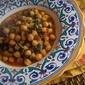 Meatless Monday for any day of the week: Spanish Chickpea and Spinach Stew