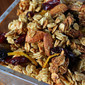 Orange Almond Granola