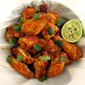 Kumquat-and-Sriracha-Glazed Chicken Wings